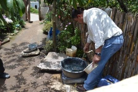 aldea water spout